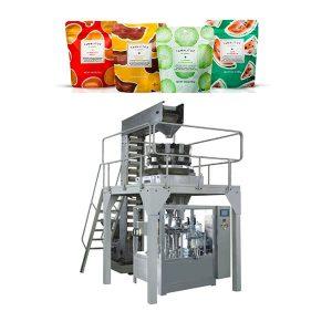 जिपर बैग के लिए स्वत: भरने पैकिंग मशीन