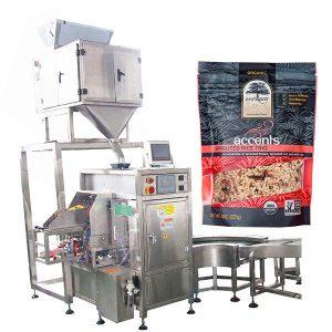 कॉफी पाउडर के लिए स्वत: भरने और सीलिंग मशीन