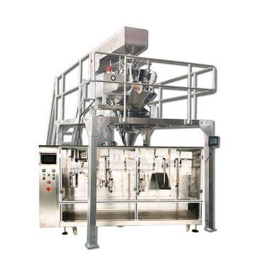 स्वचालित क्षैतिज पूर्व निर्मित दानेदार पैकेजिंग मशीन