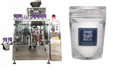 पैकेजिंग मशीन दिया स्वचालित रोटरी premade बैग