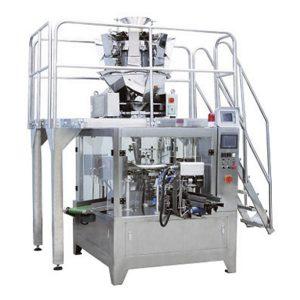 स्वत: सूखे फल बैग पैकिंग मशीनरी मशीन बनाने भरने