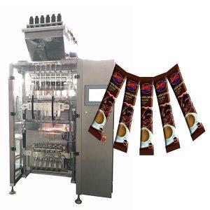 हाई स्पीड मल्टी लाइन सैकेट स्टिक पैकिंग मशीन