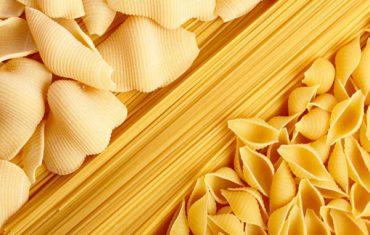 पास्ता और अनाज