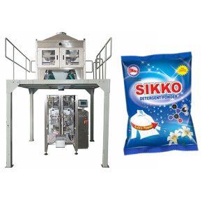 वॉशिंग पाउडर पैकेजिंग मशीन