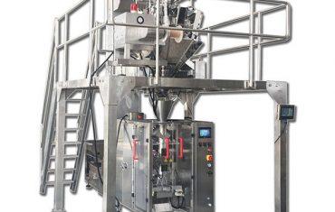 zvf-200 लंबवत bagger और 10head पैमाने खुराक प्रणाली