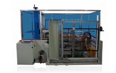 स्वचालित बैग दफ़्ती मामले पैकर मशीन