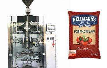 500 जी -2 किलो केचप सॉस पैकेजिंग मशीन